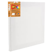 Snoogg | Stretched Canvas Painting Frame Triple Primed 100% Cotton