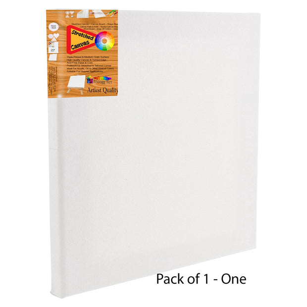 Snoogg  - Stretched Canvas Painting Board