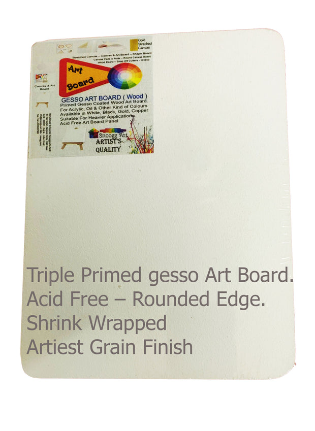 MAB With or Without Easel    Mini Art Board with Easel Size : 3x3, 4x4, 5x5 and 4x6  Inch.