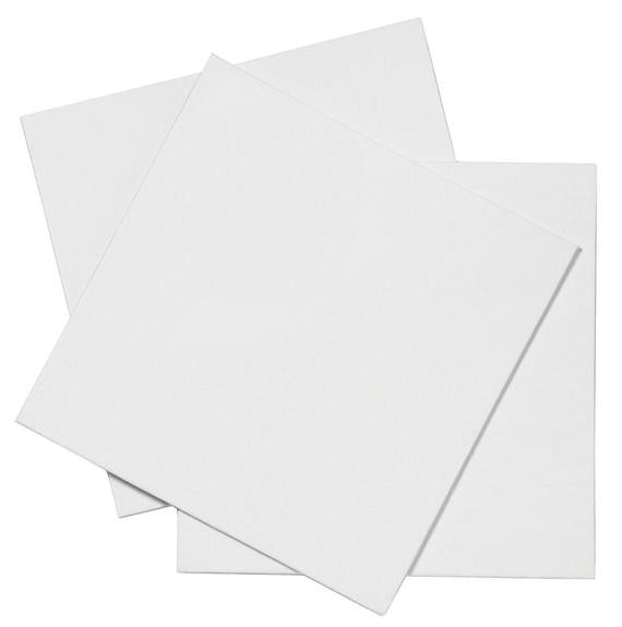 CAB 10x12 Snoogg Canvas Board Panel Double Primed for Painting of All Media Acrylic, Oil,