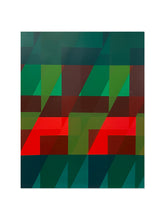 Load image into Gallery viewer, Phases (Green/Red) II