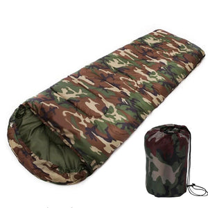 High quality Cotton Camping Camouflage Sleeping Bags
