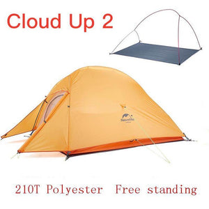 Cloud Up Series Ultralight Camping Tent
