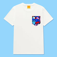 Load image into Gallery viewer, SPONGE Pocket Tee in White