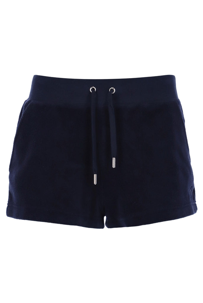 NIGHT SKY TERRY TOWELLING TRACK SHORT