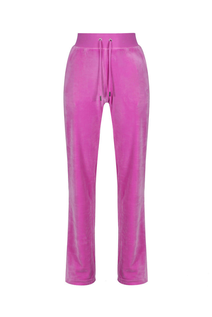 PINK VIOLET CLASSIC VELOUR DEL RAY BOTTOMS