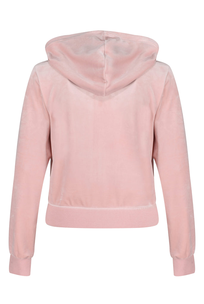 Pale Pink Classic Velour Robertson Hoodie