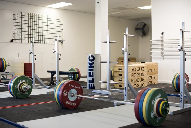 Open Gym Membership - More Strength Weightlifting