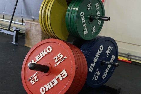 Powerlifting Training Program - More Strength Weightlifting