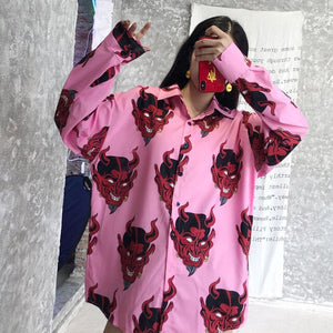 Harajuku Devil Shirt