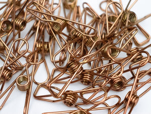 Rose Gold Pegs Grade 316