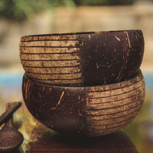 Load image into Gallery viewer, Coconut Bowl Set