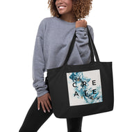 Liana Scott - Large Organic Tote Bag