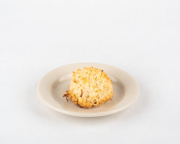 Coconut Macaroon (Flourless) Cookie