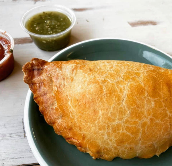 Bacon and Egg Empanada