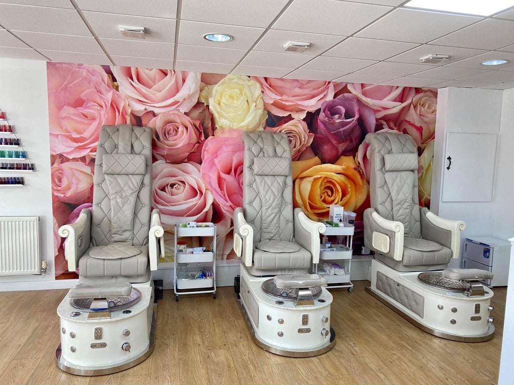hb550s pedicure chairs 2021