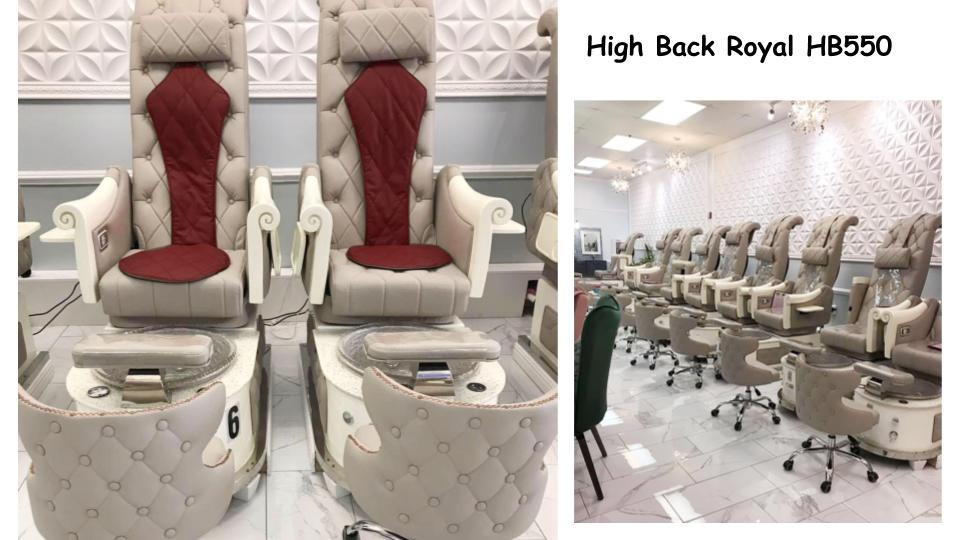 Pedicure Chairs HB550S Luxury Best 2020