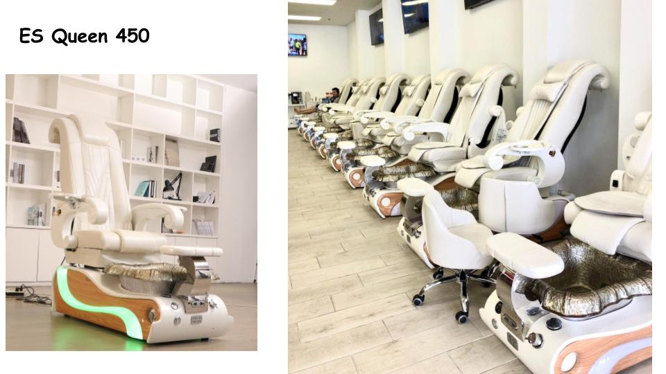 Pedicure chairs es450 luxury
