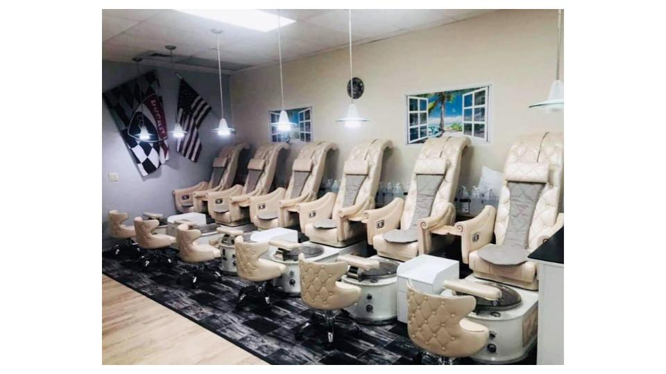 Pedicure Chair HB550S Luxury Pack