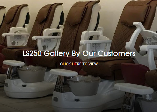 LS250 Pedicure Chairs Gallery