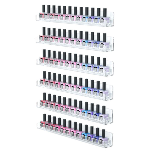 Nail Polish Wall Rack