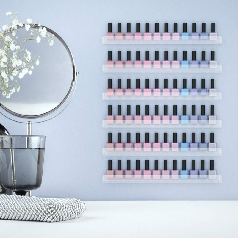 Nail Polish Wall Rack 6