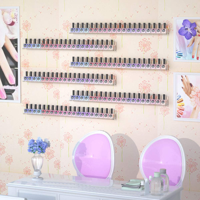 Nail Polish Wall Rack 4