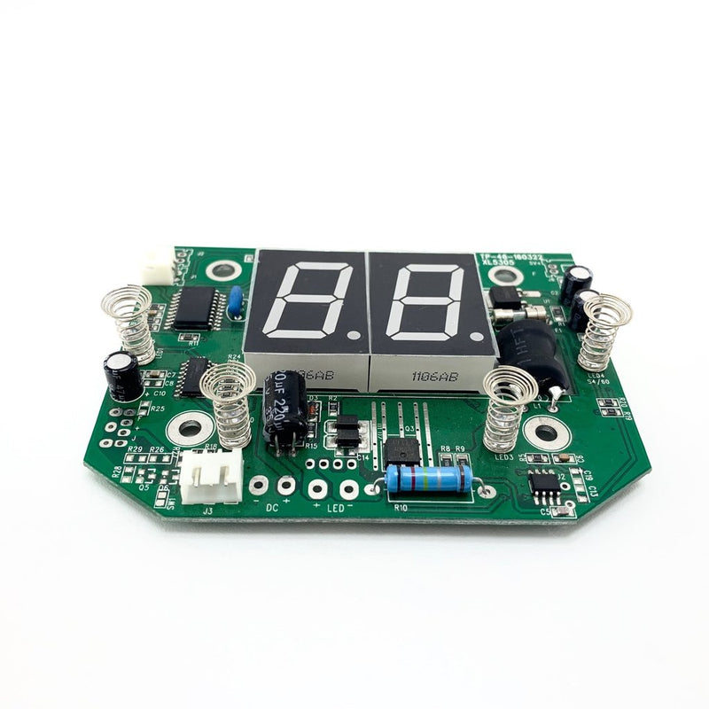Circuit board for LUX Cordless Lamp