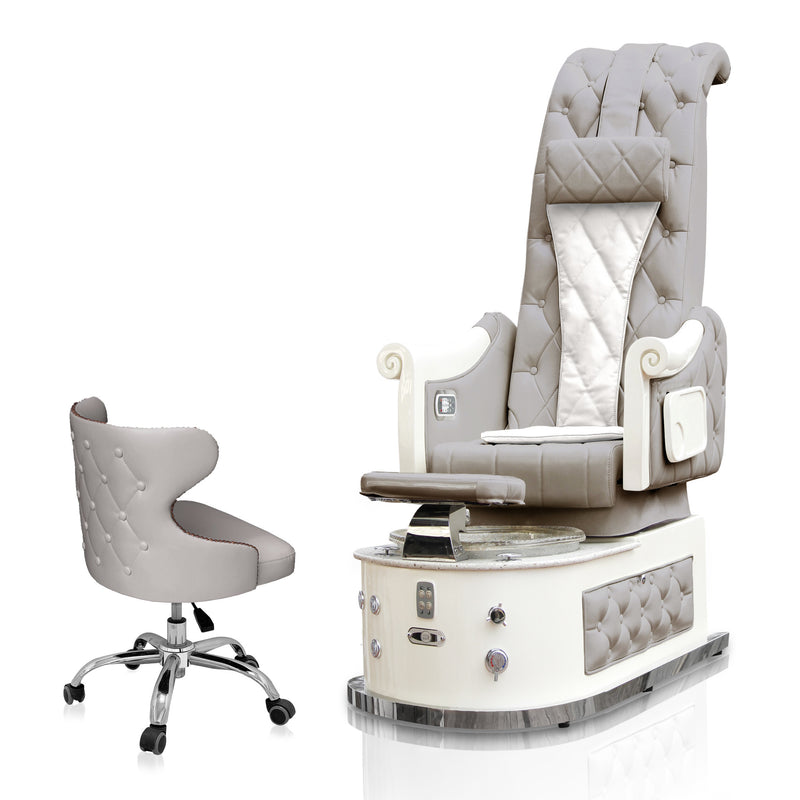5 pcs LUX HB550 Pedicure Spa Chair PACKAGE DEAL