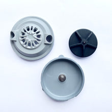 Load image into Gallery viewer, NEW Magnet Jet Head Replacement Universal Fit (3 Strungs Base) - Ver 2.0 No Splash Design