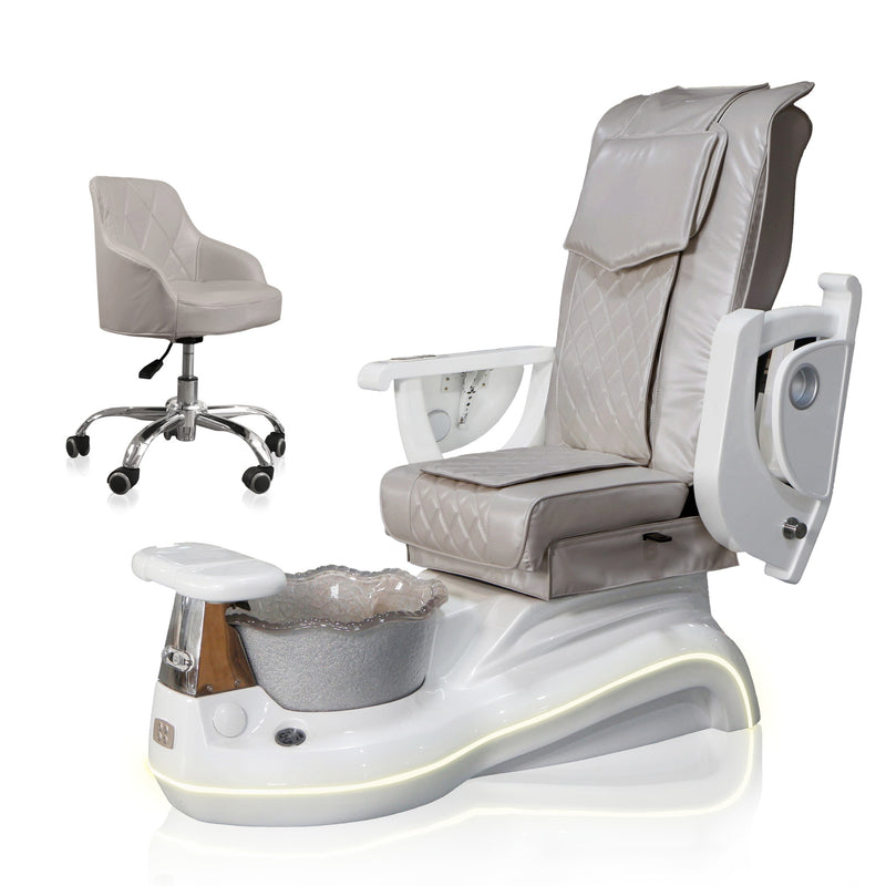LUX LS250 Pedicure Massage Chair Premium Package