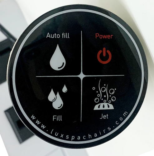 Smart Auto Fill System (Touch Buttons)