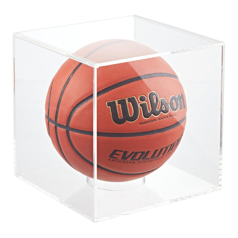 LUX High Quality Acrylic 5 Sided Display Cube Box 18x18x18 inch, thickness 1/4 inch ~6mm