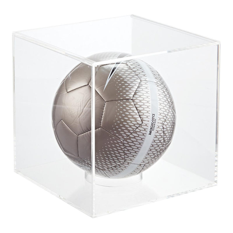 LUX High Quality Acrylic 5 Sided Display Cube Box 14x14x14 inch, thickness 1/4 inch ~6mm