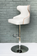 """LUX HB550 Customer Bar Chair - Height Adjustable 24"""" to 33"""""""