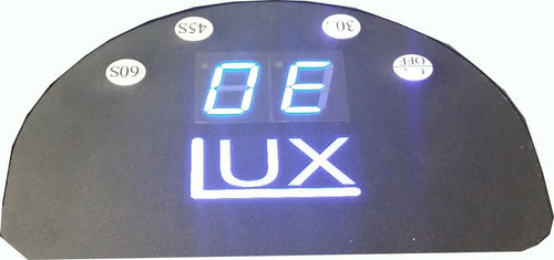 LUX LED Gel Lamp Replacement Sticker