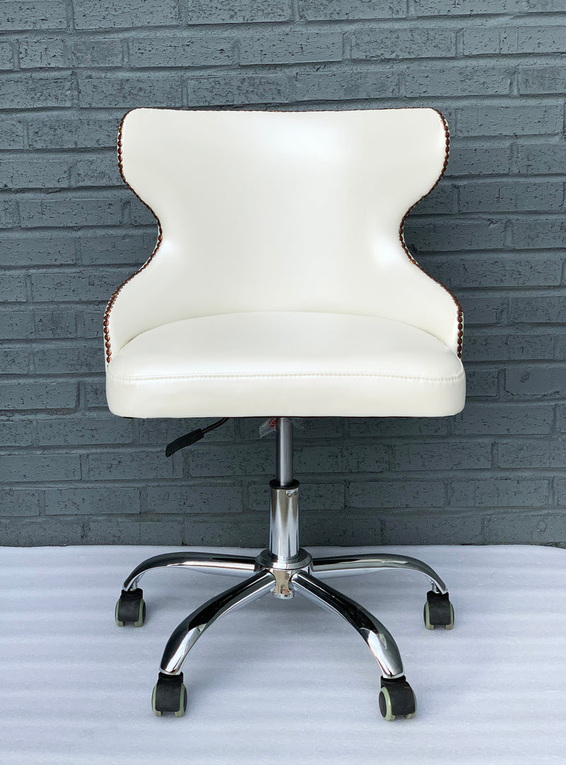 "LUX ES450 Customer Table Chair - Height Adjustable 14"" to 18"""