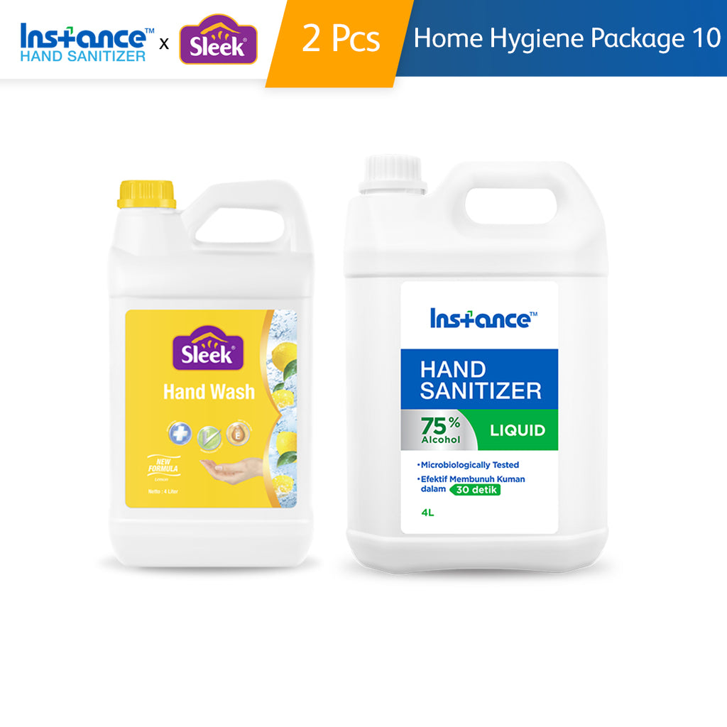 Home Hygiene Package 10