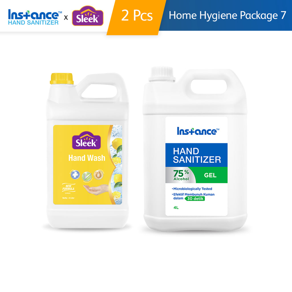 Home Hygiene Package 7