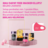 Ellips Hair Mask Pro Keratin Complex Hair Repair Sachet
