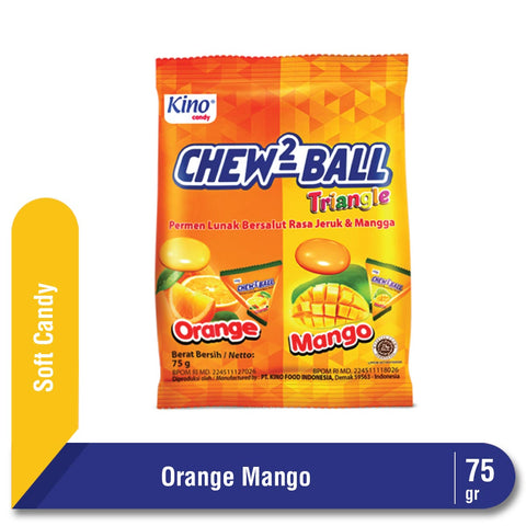 Chew2Ball Orange & Mango