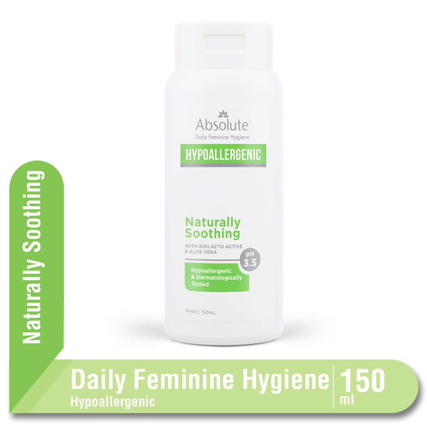 Absolute Hypoallergenic Naturally Soothing Botol 150 ML