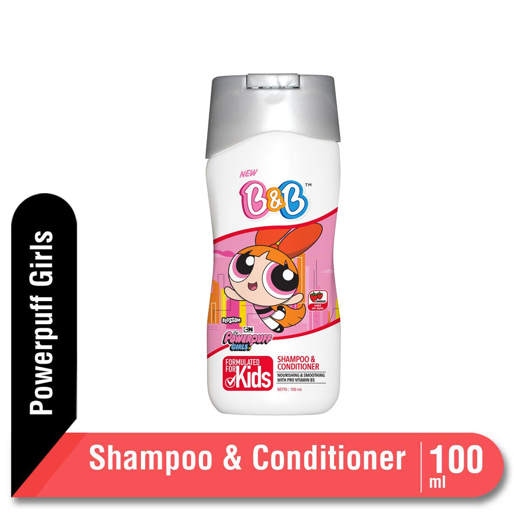 B&B Kids Shampoo Blossom 100 mL Botol