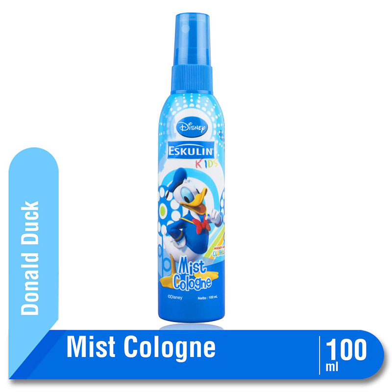 Eskulin Kids Mist Cologne Donald Botol 100 ml
