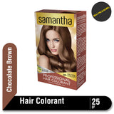Samantha Professional Hair Colorant Chocolate Brown 25gr