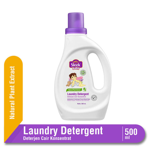 Sleek Baby Laundry Detergent Botol 500ml