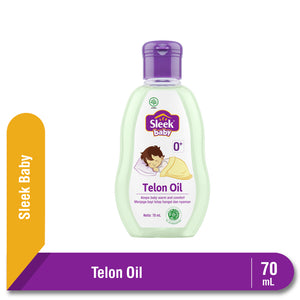 Sleek Baby Telon Oil Botol 70ml