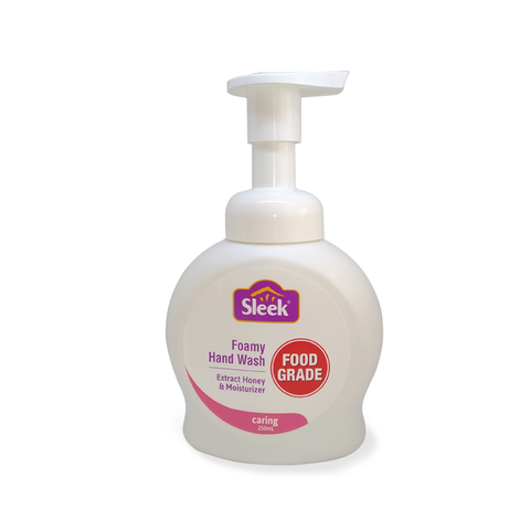 FREE Sleek Foamy Hand Wash Botol 250 ml
