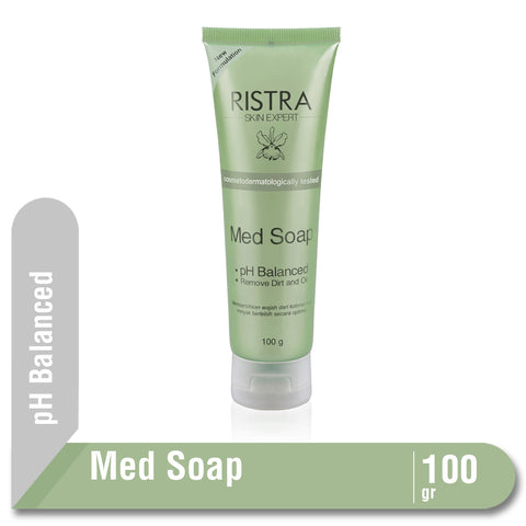 Ristra Health & Beauty Med Soap Tube 100gr