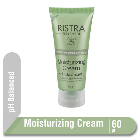 Ristra Health & Beauty Moisturizing Cream 60gr